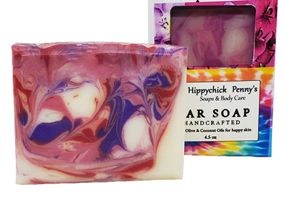 Sweet Pea Harmony Bar Soap