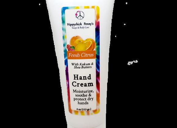 Hand Cream Citrus