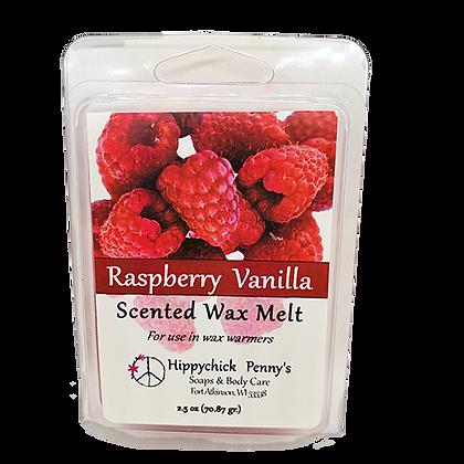 Wax Warmer Melts Rasperry Vanilla