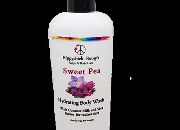 Hydrating Body Wash: Sweet Pea