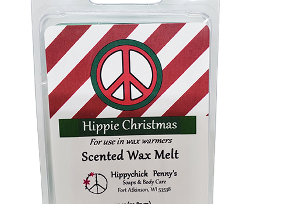 Wax Warmer Melts Hippie Christmas