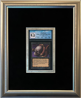 Premium Graded Trading Card Frame