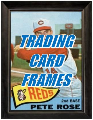 Trading Card Frames