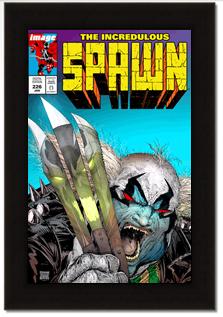 NEW - Economy Comic Book Frame for Un-Graded Comics