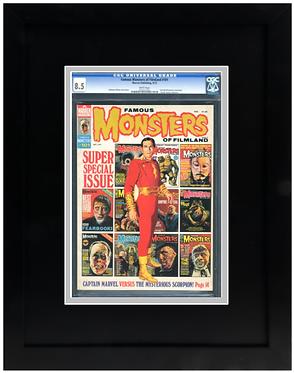 Economy Plus Graded Magazine & Oversized Comic Frame