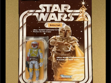 NEW Star Wars Action Figure Frames