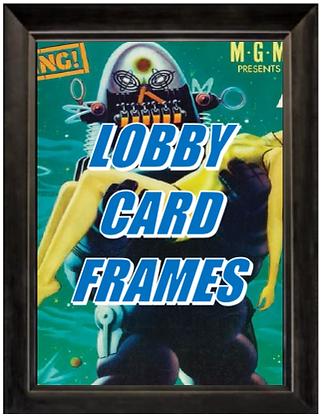 Lobby Card Frames