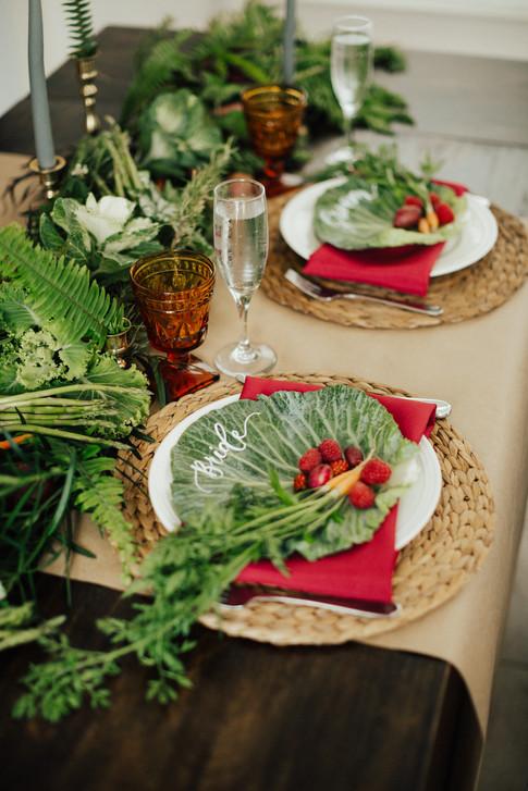 Farmer's Daughter table