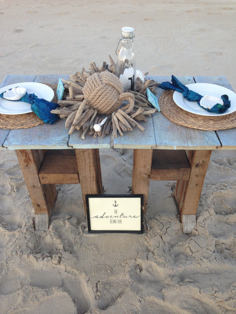 Coastal table