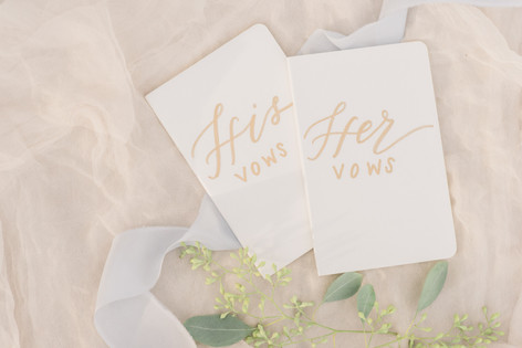 wedding-ceremony-vow-books