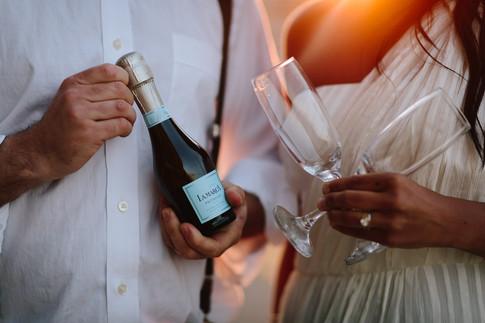 Lamarca prosecco...cheers!