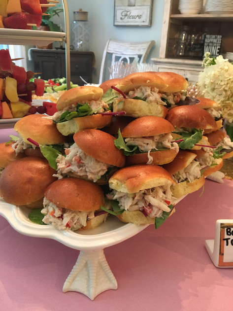 Lobster Rolls from Taste Events Catering