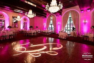 Wedding Up Lighting Jacksonville and St. Augustine