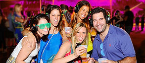 Silent Disco Dj, Wedding Dj, Disc Jockey, St. Augustine and Jacksonville, FL