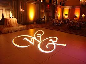 Wedding Monogram St. Augustine