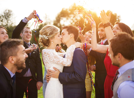 10 Things to remember when planning a wedding!