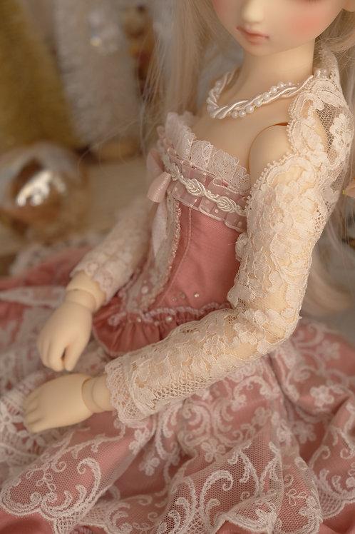古いバラのお洋服 ボレロ単品(追加募集)