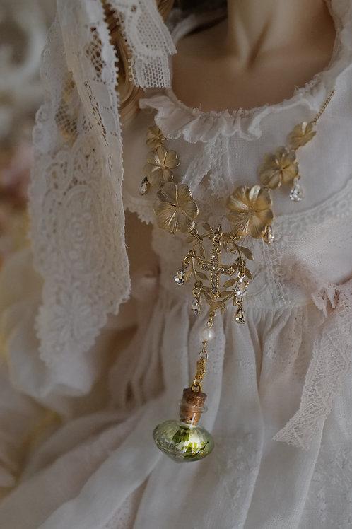 ネックレス(薬草瓶)