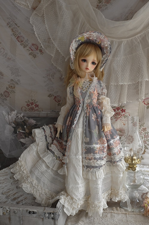 即納品[Judith]Lilac
