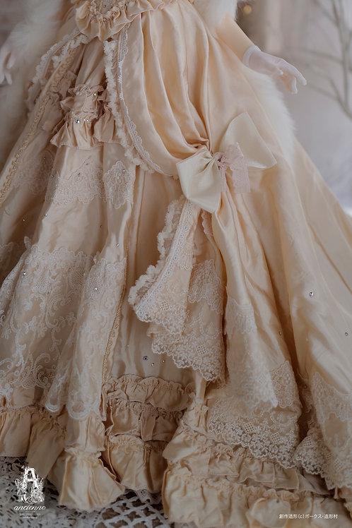 [Leonora]6 colors+1 スカート