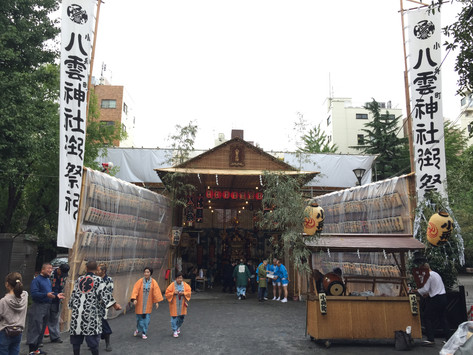 日本橋小舟町天王祭