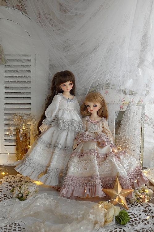 [Nia]Rose&Lavender ブラウス・スカート