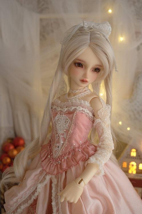 [Leonora]Rococo Pink ボレロ