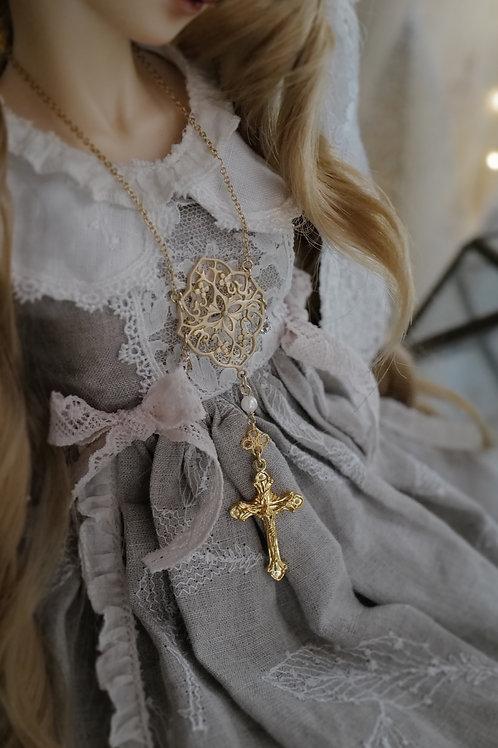 ネックレス(十字架)