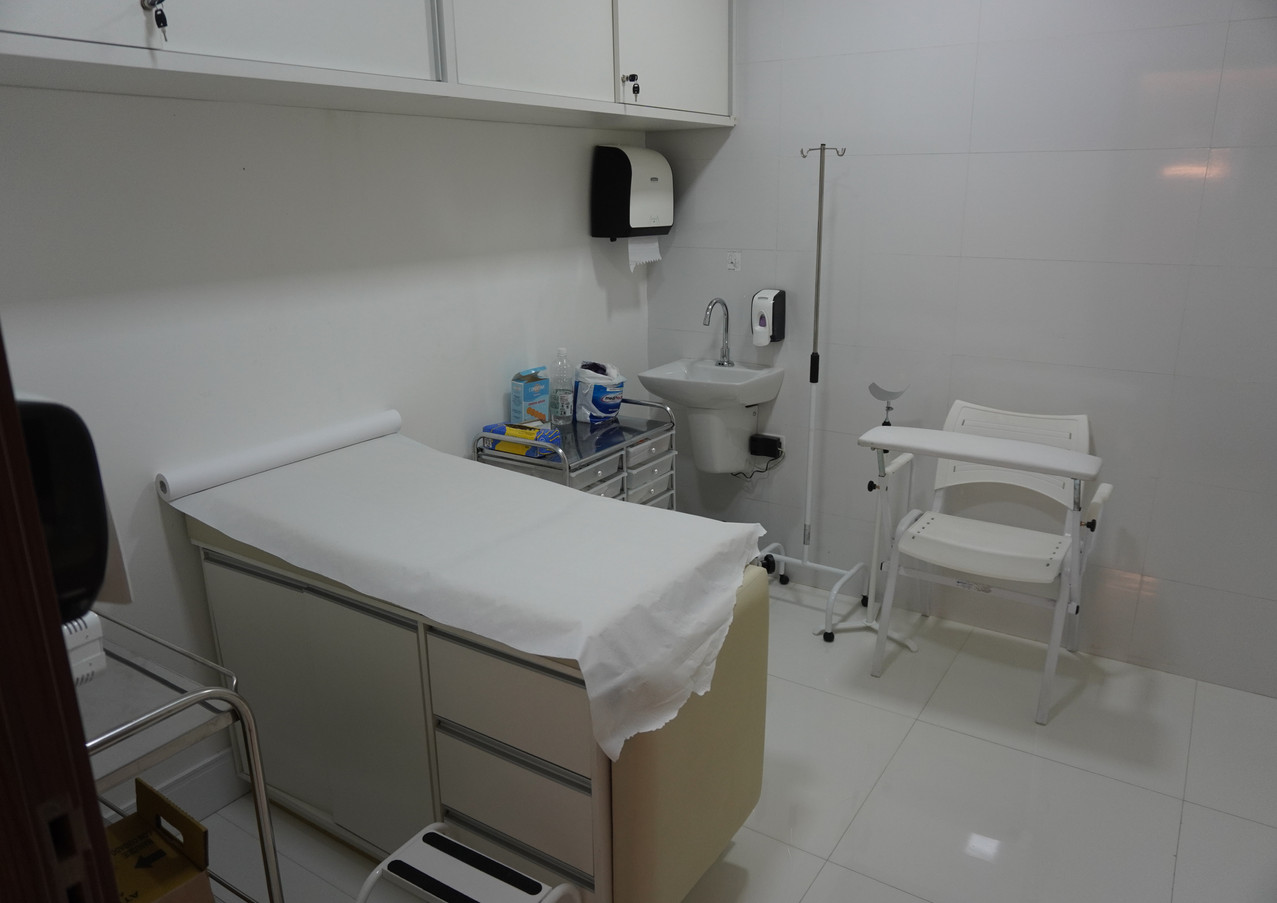 Sala de Procedimento
