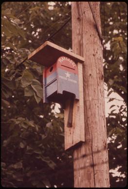Mapleton, New York, 1970.