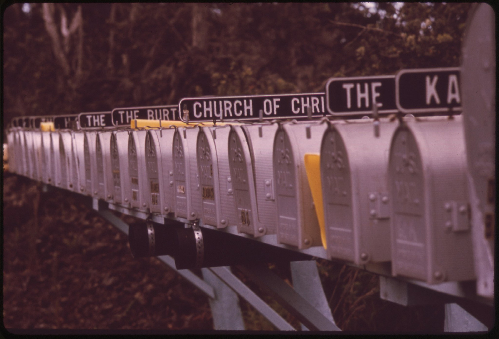 Ilium, New York, 1970.