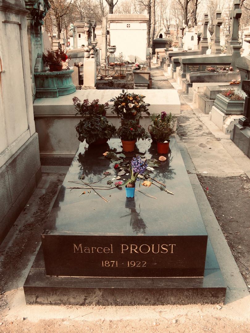 Marcel Proust, 1968.