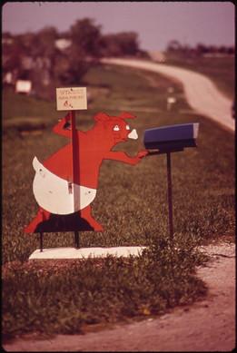 Blue Valley, Nebraska, 1969.
