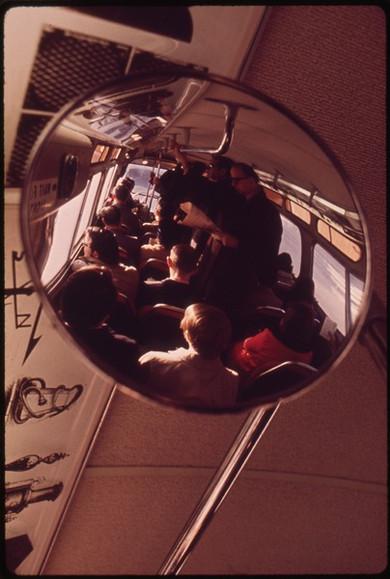 Midtown, Manhattan, 1965