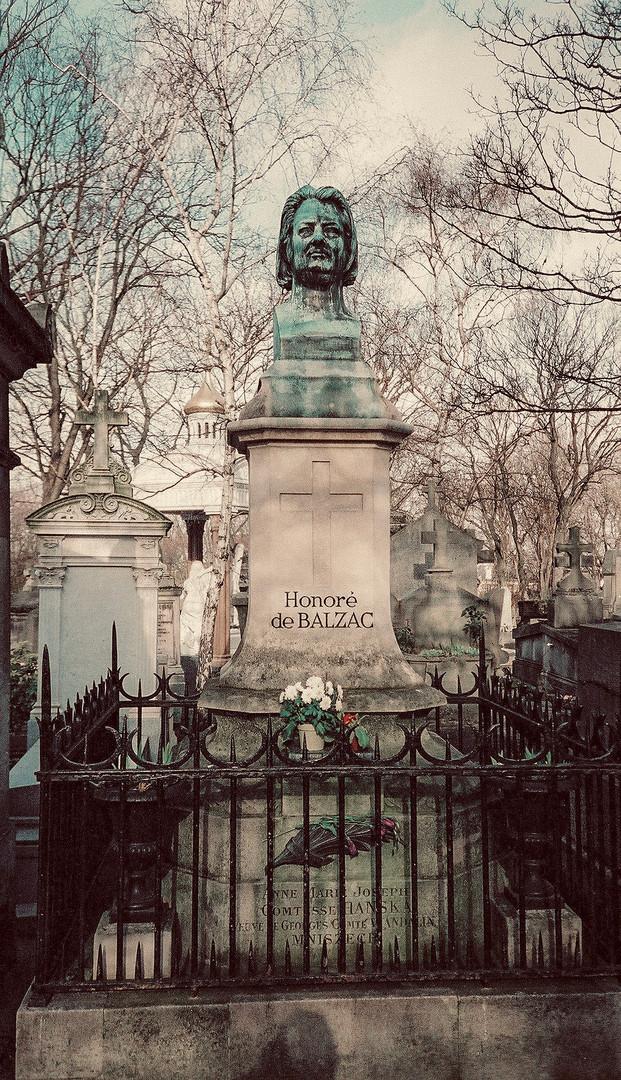Honoré de Balzac, 1968.