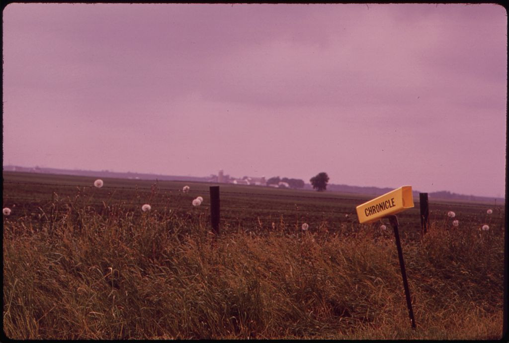 Rosewater, Indiana, 1970.