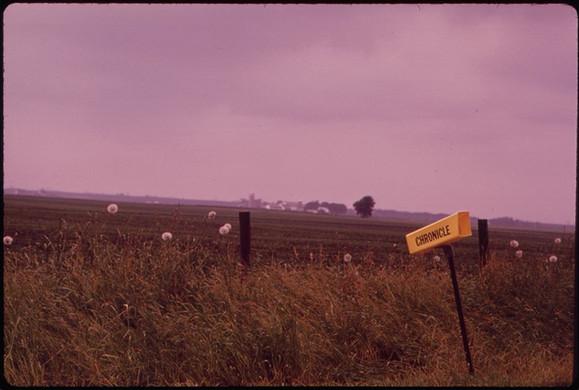 Rosewater, Indiana, 1970.