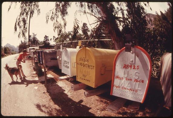 Hill Valley, California, 1969.
