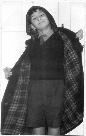 Don Mountweazel, age 9, 1950.