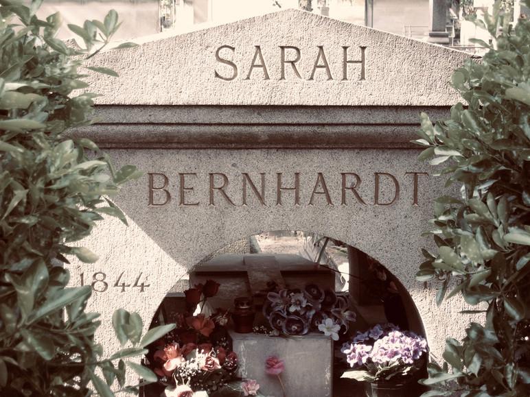 Sarah Bernhardt, 1968.