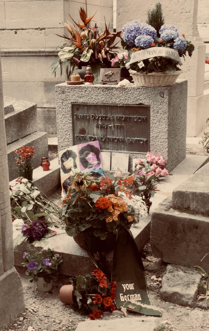 Jim Morrison, 1971.