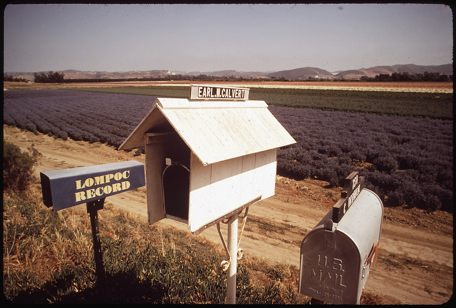 San Narciso, California, 1969.