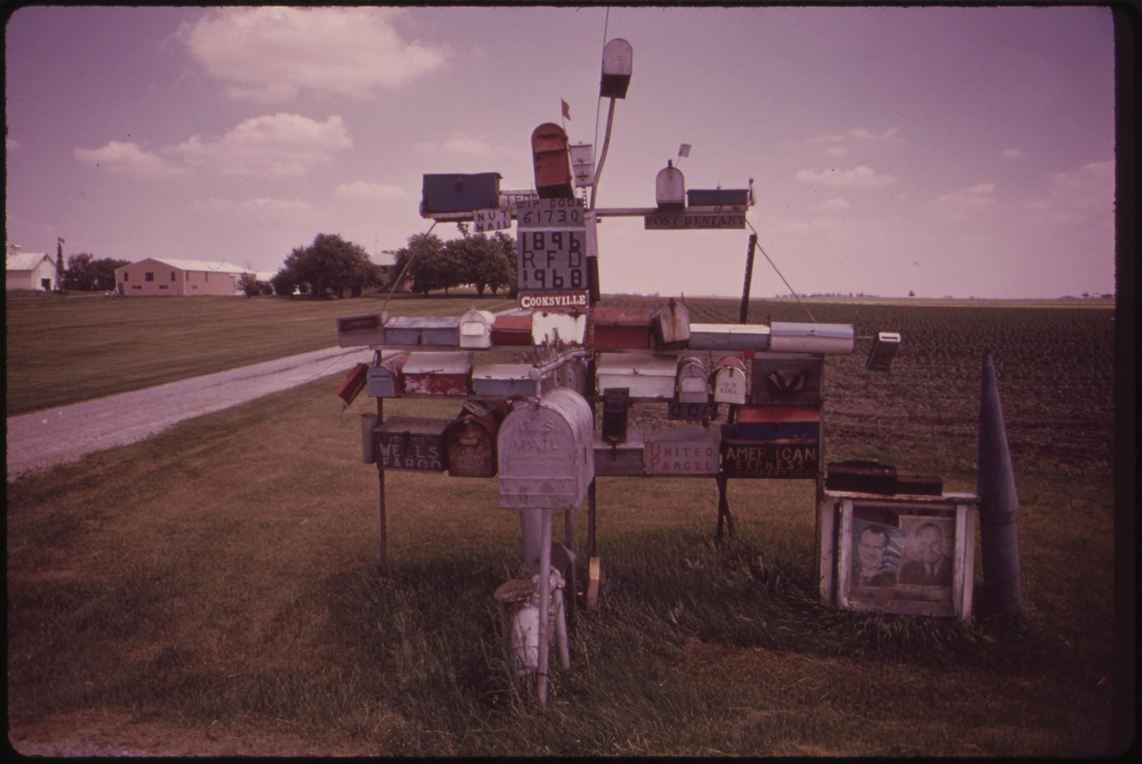 Goblue, Ohio, 1969.