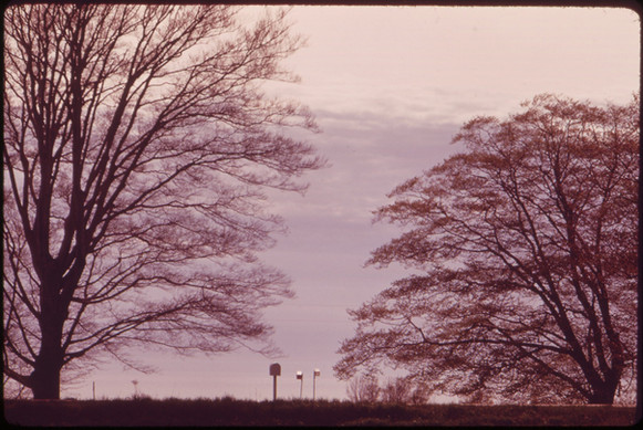 Hawkins, Indiana, 1970.