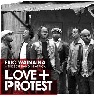 Cover Eric Wainana + The Best Band In Af
