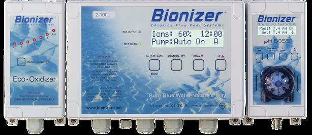 Kangaroo Pools Bionizer Chlorine & Salt Free Pool System