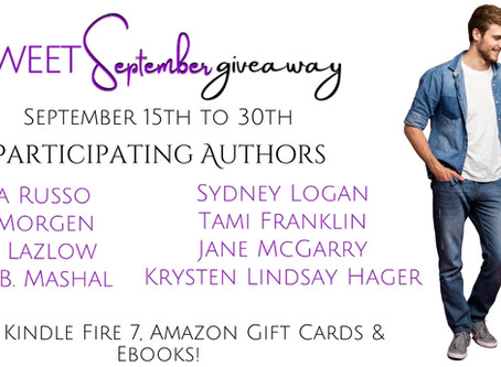 Sweet September Multi-Author Giveaway