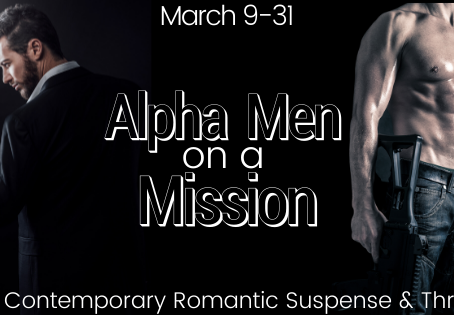 Alpha Men on a Mission Giveaway
