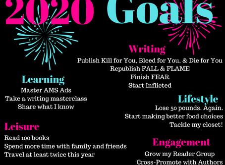 My 2020 Goals