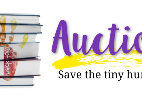 One October Charity Auction